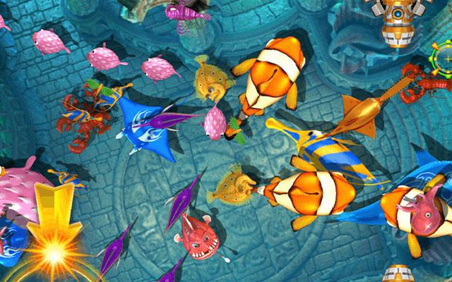 เกมยิงปลา เล่นเกมไหนในคาสิโนออนไลน์ มีโอกาสรวยมากสุด